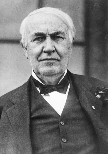 "a history of thomas edison and his influence on movie The influence of thomas edison on history maria"" and edison used the studio to shoot short movies in man and his influence in american history."
