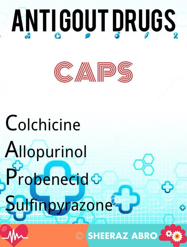 Pharmacological Chemotherapy Mnemonics (4/6)